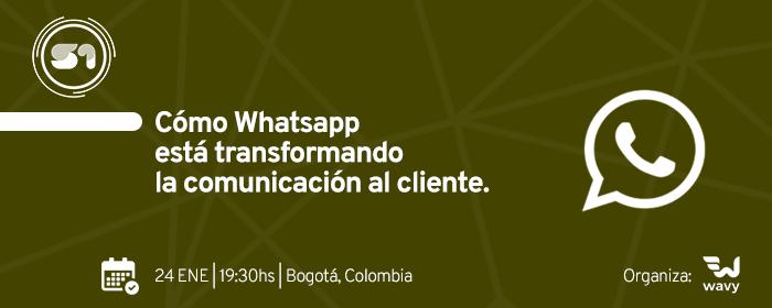 La revolución en la comunicación con WhatsApp